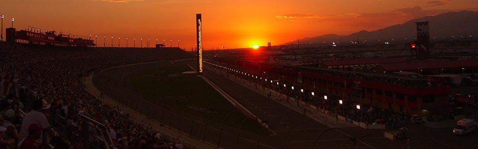 Fontana Auto Club Speedway