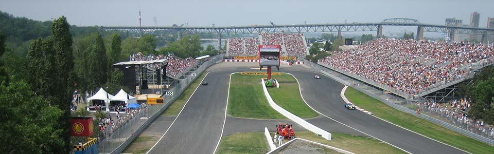 Montreal Circuit Gilles Villeneuve
