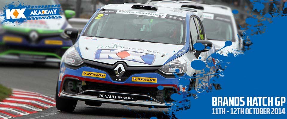 KX Akademy, Brands Hatch GP 2014